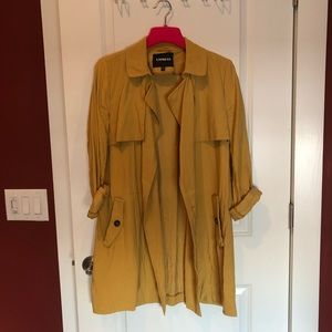 Express Yellow Trench